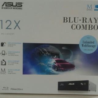 エイスース(ASUS)のASUS 内臓ブルーレイコンボドライブ BC-12D2HT BLU-RAY(PCパーツ)