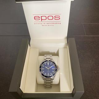 エポス(EPOS)のエポス スポーティブ3413BLM(腕時計(アナログ))