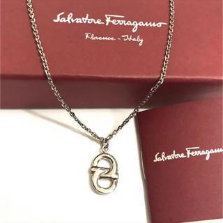 サルヴァトーレフェラガモ(Salvatore Ferragamo)の美品 FERRAGAMO フェラガモ アクセサリー プレゼントに最適です❣️(ネックレス)