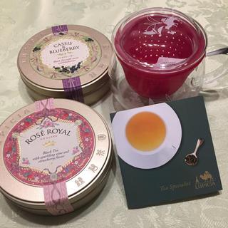 ルピシア(LUPICIA)のルピシア 紅茶マグセット(茶)