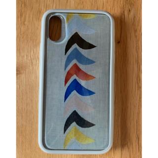 ミナペルホネン(mina perhonen)のスマホケース iPhone Xs(iPhoneケース)