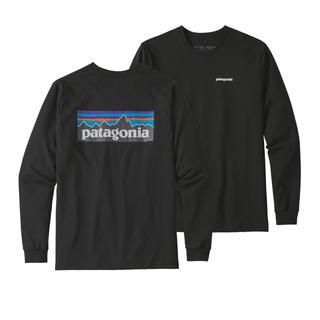 patagonia - パタゴニア ロングスリーブ P  ロンT  M ブラック