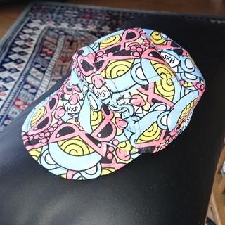 ヒステリックミニ(HYSTERIC MINI)のヒステリックミニ テディ リバーシブル 帽子(帽子)