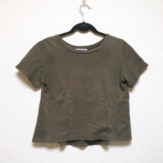 アングローバルショップ(ANGLOBAL SHOP)のfordmills カーキ Mサイズ(Tシャツ(半袖/袖なし))