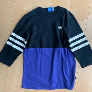 アディダス(adidas)のadidas originals 七分丈 Tシャツ(Tシャツ(長袖/七分))