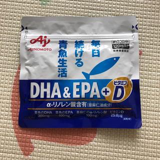 アジノモト(味の素)の味の素 AJINOMOTO DHA&EPA サプリ(その他)