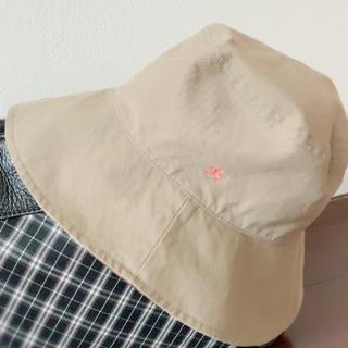 バーバリー(BURBERRY)の帽子 BURBERRY リバーシブル【美品】(ハット)