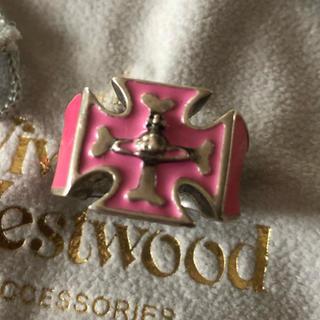 ヴィヴィアンウエストウッド(Vivienne Westwood)のVivienne Westwood アクセサリー リング オーブ クロス (リング(指輪))