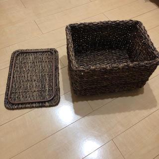 ムジルシリョウヒン(MUJI (無印良品))の収納ボックス(ケース/ボックス)