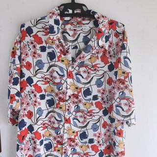 URBAN RESEARCH - 柄シャツ アロハシャツ パジャマシャツ 韓国