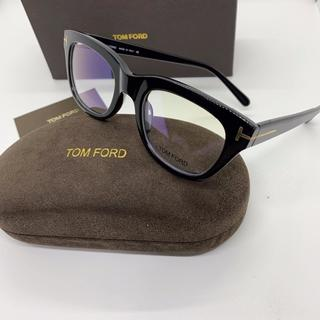 トムフォード(TOM FORD)の新品 TOM FORD 定価5万円 サングラス メガネ メガネ カラーレンズ(サングラス/メガネ)