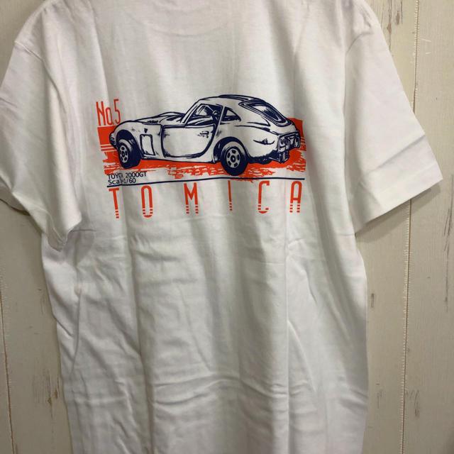 日産(ニッサン)のトミカ✖️ニッサンコラボ  2000GTTシャツ メンズのトップス(Tシャツ/カットソー(半袖/袖なし))の商品写真