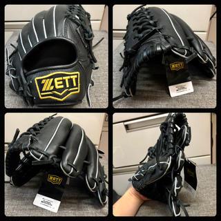 ゼット(ZETT)の★人気 格安◆未使用品 迅速発送◆ ZETT 一般 軟式 グローブ 天然皮革★(グローブ)