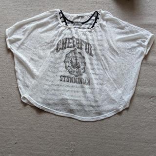 シマムラ(しまむら)のタンクトップ カットソー セット(カットソー(半袖/袖なし))