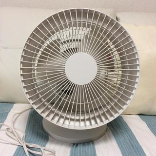 ムジルシリョウヒン(MUJI (無印良品))の無印良品 サーキュレーター(低騒音ファン・大風量タイプ)(サーキュレーター)
