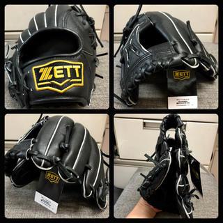 ゼット(ZETT)の★人気 格安 ◆未使用品 迅速発送◆ ZETT 一般 軟式 グローブ 天然皮革★(グローブ)