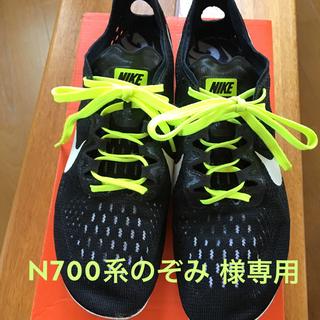 ナイキ(NIKE)のNIKE NIKE ZOOM VICTORY3 ナイキ ズーム ビクトリー 3 (陸上競技)
