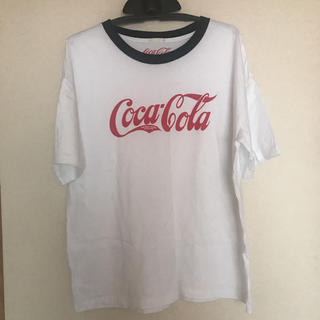 GU - Coca-Cola Tシャツ