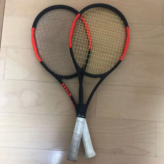 ウィルソン(wilson)のテニスラケット プロスタッフ97S(ラケット)