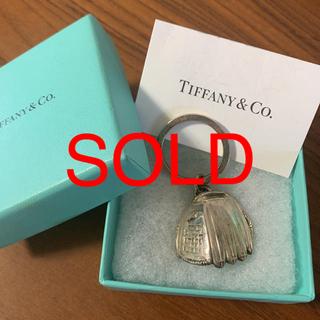 Tiffany & Co. - TIFFANY & CO. ティファニー グローブ型キーリング シルバー