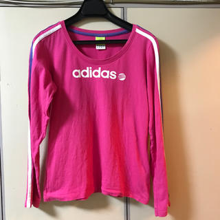 アディダス(adidas)のadidas (Tシャツ(長袖/七分))