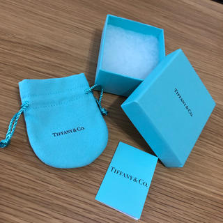 ティファニー(Tiffany & Co.)のティファニー 空箱、巾着(その他)