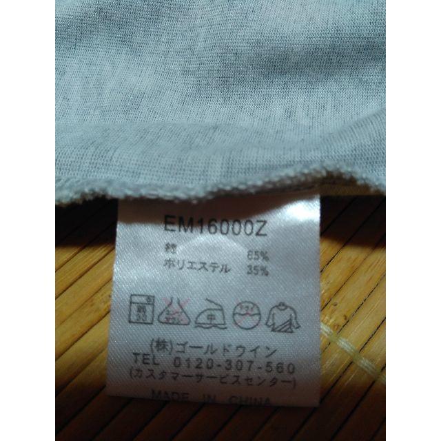 ellesse(エレッセ)のエレッセ、メンズTシャツM寸 メンズのトップス(Tシャツ/カットソー(半袖/袖なし))の商品写真