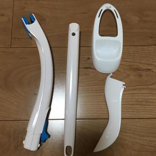 ジョンソン(Johnson's)の流せるトイレブラシのハンドル(洗剤/柔軟剤)