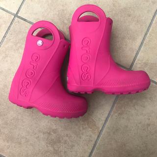 クロックス(crocs)のクロックス C10 長靴 レインブーツ(長靴/レインシューズ)