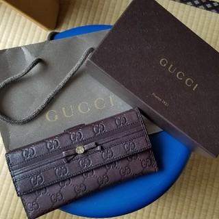 グッチ(Gucci)のsaa様専用◼️GUCCI 長財布(財布)