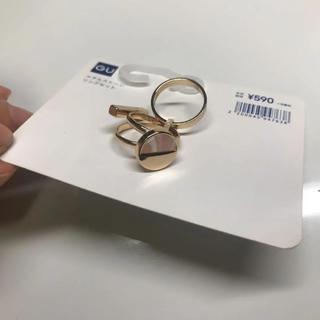 ジーユー(GU)のGU 指輪(リング(指輪))