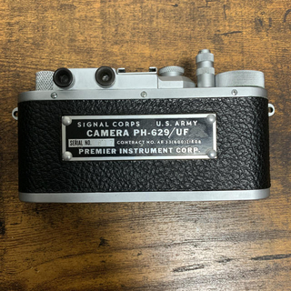 ライカ(LEICA)の【珍品】Leica ミリタリーカードン militaryKardon l39(フィルムカメラ)