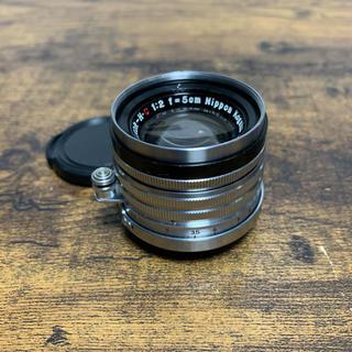 ライカ(LEICA)のLマウント Nikon Nikkor-H.C 50/2 黒帯 ライカ Leica(フィルムカメラ)