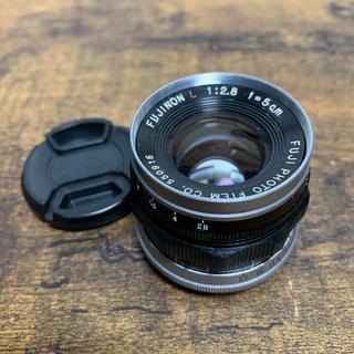 ライカ(LEICA)のLマウント Fujifilm Fujinon 50/2.8 クセノター ライカ(フィルムカメラ)
