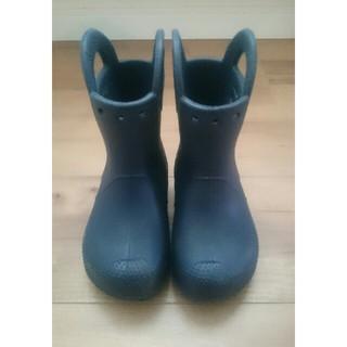 クロックス(crocs)の【crocs】キッズ 長靴 レインブーツ(長靴/レインシューズ)