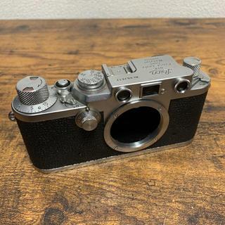 ライカ(LEICA)の【美品】Leica ライカ Ⅲf レッドシンクロ(フィルムカメラ)