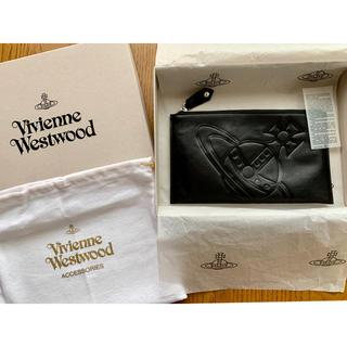 ヴィヴィアンウエストウッド(Vivienne Westwood)のヴィヴィアンウエストウッド  【新品・未使用、箱・保存袋あり】 クラッチバッグ(クラッチバッグ)