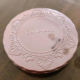 キャンメイク(CANMAKE)のキャンメイク トランスペアレントフィニッシュパウダー(フェイスパウダー)
