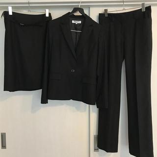 ナチュラルビューティーベーシック(NATURAL BEAUTY BASIC)のスーツ三点セット(スーツ)
