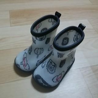 ムージョンジョン(mou jon jon)のムージョンジョン レインブーツ13センチ(長靴/レインシューズ)