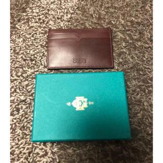 エドワードグリーン カードケース