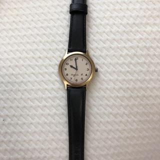 アニエスベー(agnes b.)のよしちゃんマン様専用  agnes b. 腕時計(腕時計)