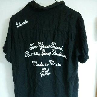 RUDE GALLERY - RUDE GALLERY 10周年ボウリングシャツ SIZE4