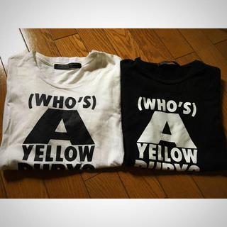 イエロールビー(YELLOW RUBY)のイエロールビーのTシャツ 2枚組 サイズS(Tシャツ/カットソー(半袖/袖なし))