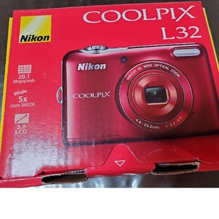 Nikon - 新品 Nikon COOLPIX L32