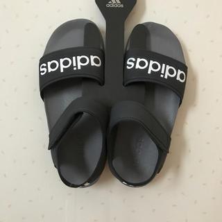 adidas - adidas☆スポサン スポーツサンダル 23/グレー