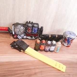 仮面ライダーバトル ガンバライド - 仮面ライダー ビルドドライバー ラビットタンクスパークリング ドライバーホルダー