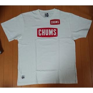 チャムス(CHUMS)の【新品】CHUMS チャムス ロゴTシャツ(Tシャツ/カットソー(半袖/袖なし))