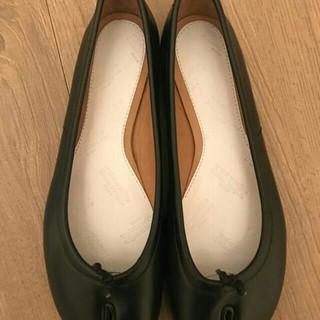 MM6 - マルジェラの足袋バレエシューズ 36