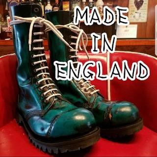 ドクターマーチン(Dr.Martens)のイングランド製 ゲッタグリップ(ブーツ)